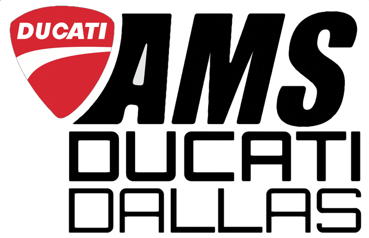 AMS Ducati Dallas Logo